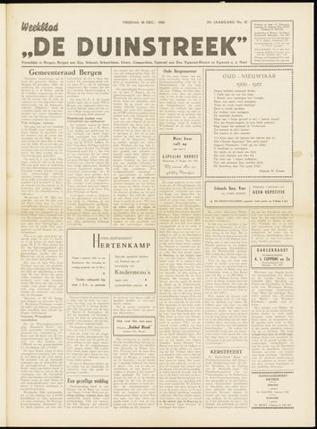 De Duinstreek 1960-12-30