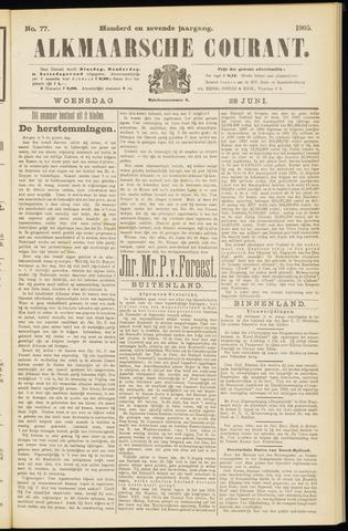 Alkmaarsche Courant 1905-06-28