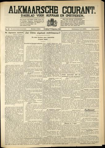 Alkmaarsche Courant 1937-08-13