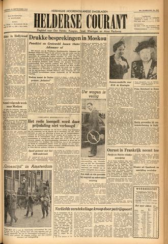 Heldersche Courant 1955-09-16