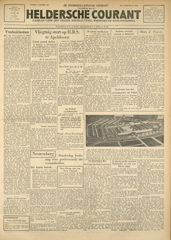 Heldersche Courant 1946-10-08