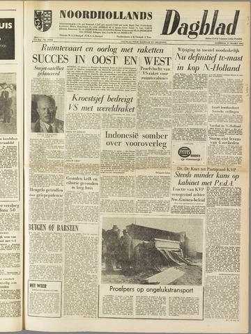Noordhollands Dagblad : dagblad voor Alkmaar en omgeving 1962-03-17