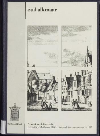 Oud Alkmaar 1992-02-01