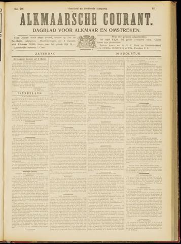 Alkmaarsche Courant 1911-08-26