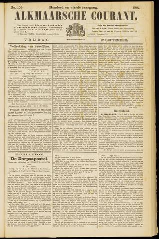 Alkmaarsche Courant 1902-09-12