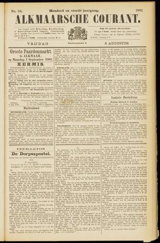 Alkmaarsche Courant 1902-08-08