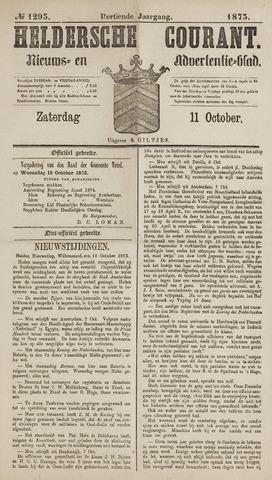 Heldersche Courant 1873-10-11