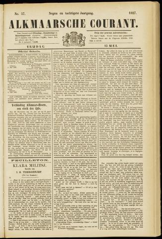 Alkmaarsche Courant 1887-05-13