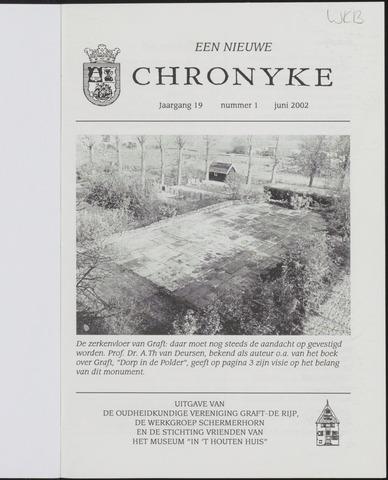 Een Nieuwe Chronyke van het Schermereiland 2002-03-01
