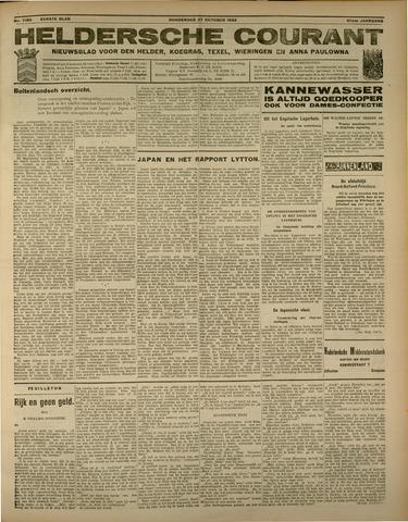 Heldersche Courant 1932-10-27
