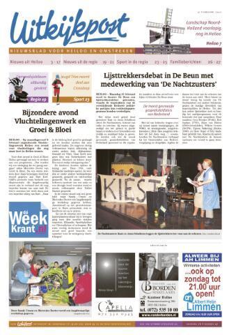 Uitkijkpost : nieuwsblad voor Heiloo e.o. 2010-02-17