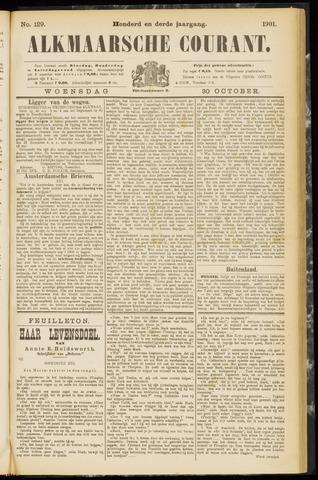 Alkmaarsche Courant 1901-10-30