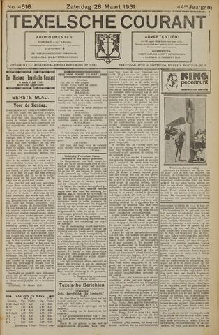 Texelsche Courant 1931-03-28