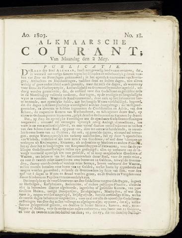 Alkmaarsche Courant 1803-05-02