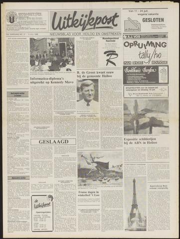 Uitkijkpost : nieuwsblad voor Heiloo e.o. 1988-07-06