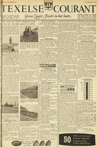 Texelsche Courant 1956-09-29