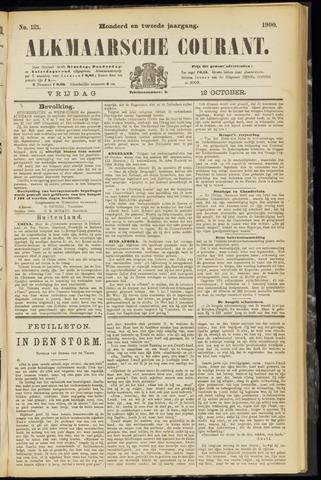Alkmaarsche Courant 1900-10-12