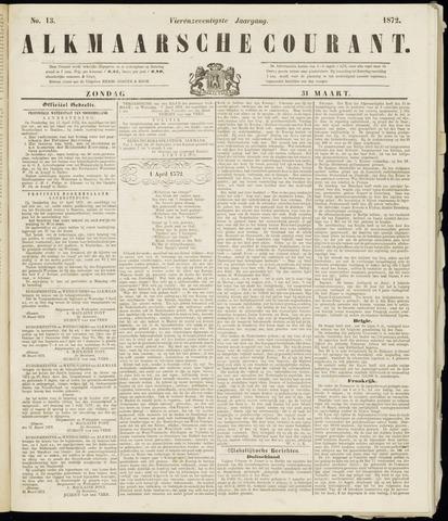Alkmaarsche Courant 1872-03-31