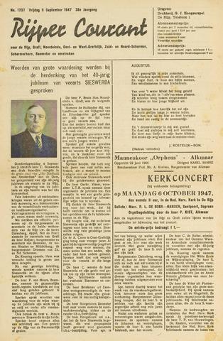 Rijper Courant 1947-09-05