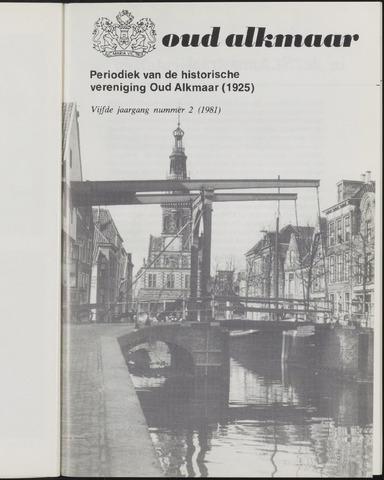 Oud Alkmaar 1981-09-01