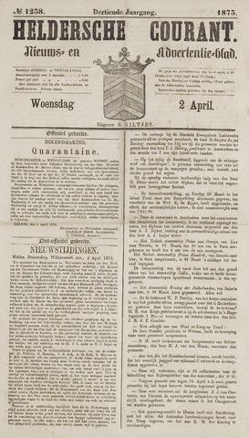 Heldersche Courant 1873-04-02