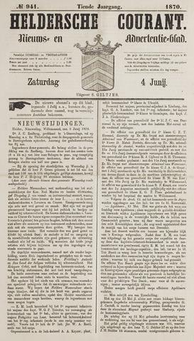 Heldersche Courant 1870-06-04