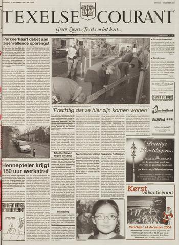 Texelsche Courant 2004-12-07