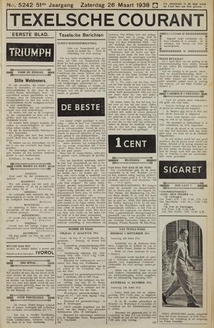 Texelsche Courant 1938-03-26