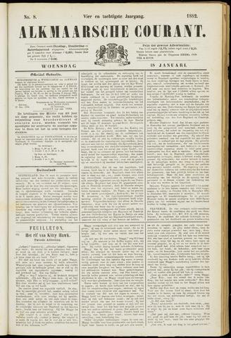 Alkmaarsche Courant 1882-01-18