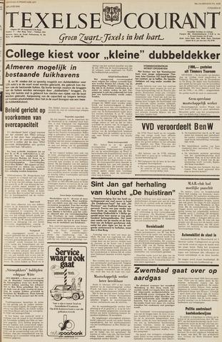 Texelsche Courant 1977-02-22