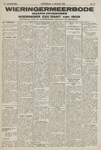 Wieringermeerbode 1942-03-21