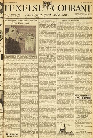 Texelsche Courant 1956-02-29