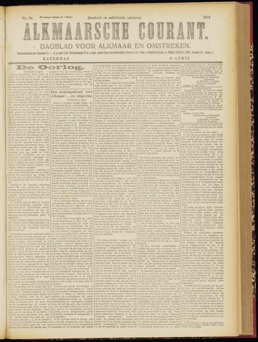 Alkmaarsche Courant 1916-04-08