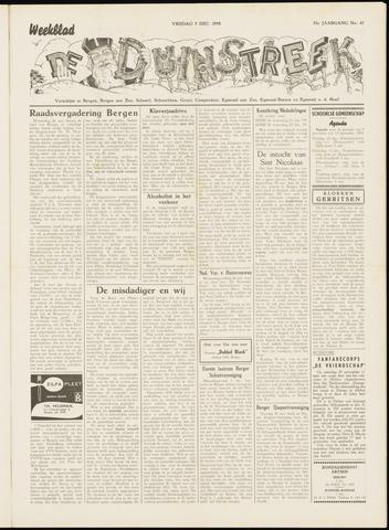De Duinstreek 1958-12-05