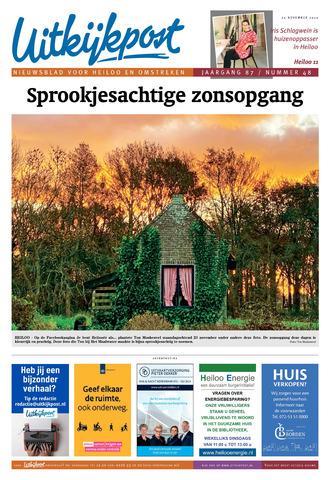 Uitkijkpost : nieuwsblad voor Heiloo e.o. 2020-11-25