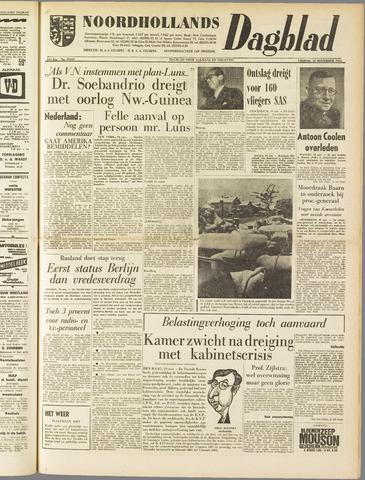 Noordhollands Dagblad : dagblad voor Alkmaar en omgeving 1961-11-10