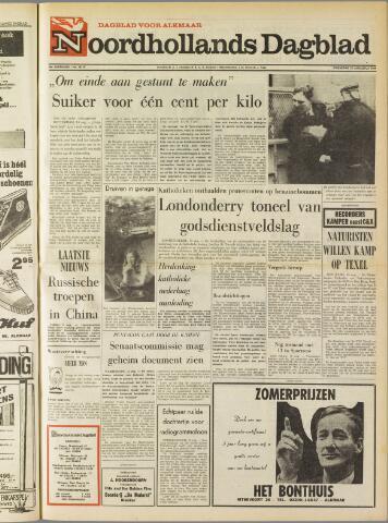 Noordhollands Dagblad : dagblad voor Alkmaar en omgeving 1969-08-13