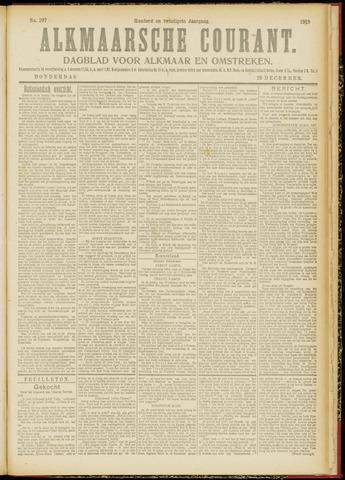 Alkmaarsche Courant 1918-12-19