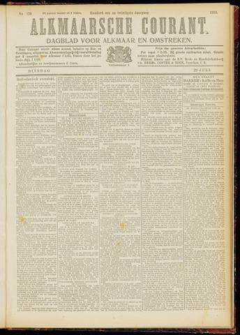 Alkmaarsche Courant 1919-07-29