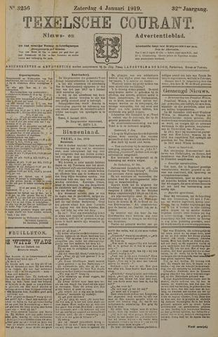 Texelsche Courant 1919