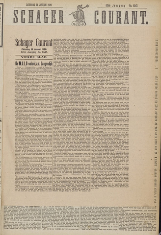 Schager Courant 1920-01-10