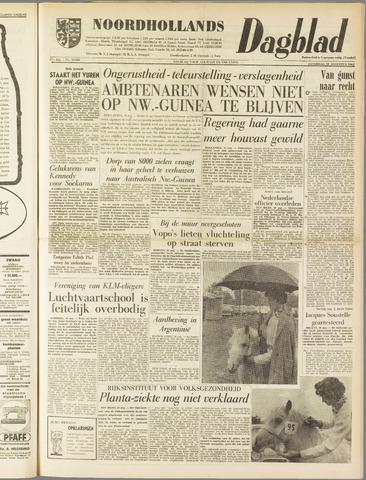 Noordhollands Dagblad : dagblad voor Alkmaar en omgeving 1962-08-18