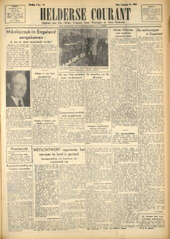 Heldersche Courant 1947-11-04