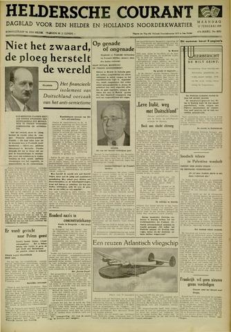 Heldersche Courant 1939-02-27