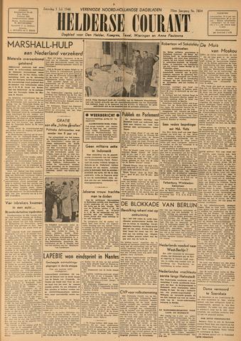 Heldersche Courant 1948-07-03