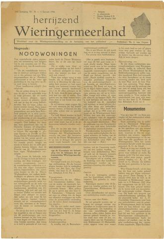 Herrijzend Wieringermeerland 1946-01-05