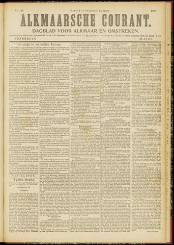 Alkmaarsche Courant 1918-06-27