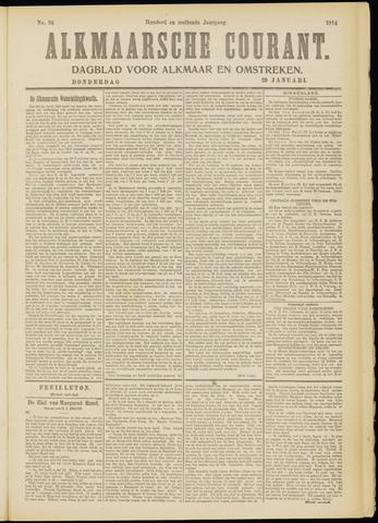 Alkmaarsche Courant 1914-01-29