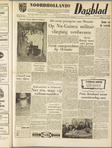 Noordhollands Dagblad : dagblad voor Alkmaar en omgeving 1962-06-29