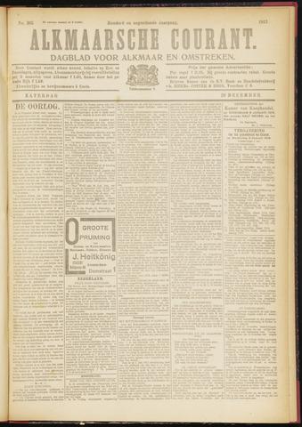 Alkmaarsche Courant 1917-12-29